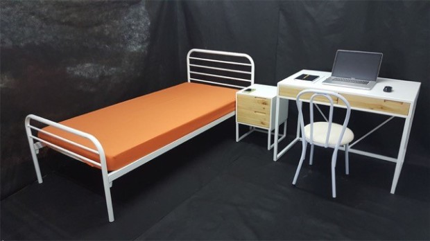 CIFF 727S Single Bed